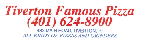 Tiverton Famous Pizza