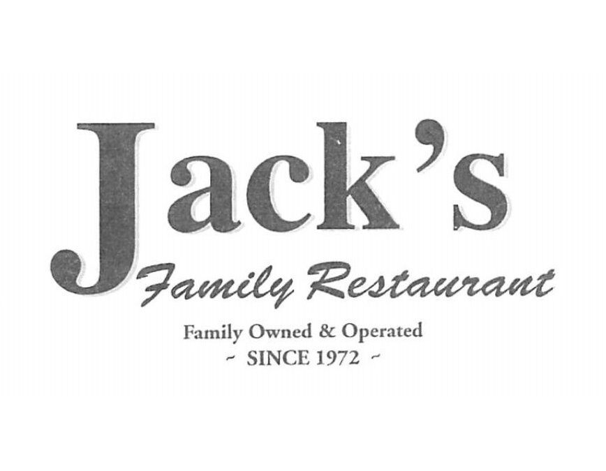 Jack's Family Restaurant Warren RI – 294 Child St. – (401) 245-4052