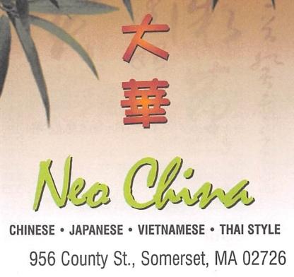 Neo China Somerset