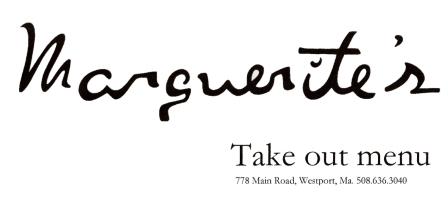 Marguerite's Restaurant Westport