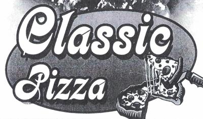 Classic Pizza Tiverton