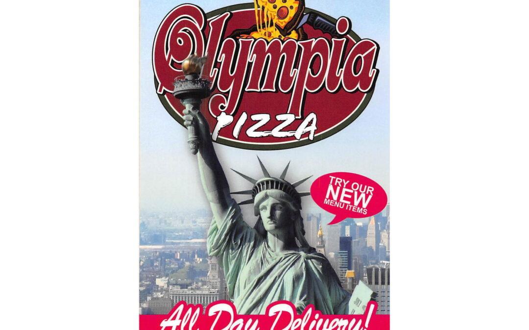 Olympia Pizza Westport – 875 State Road Westport, MA