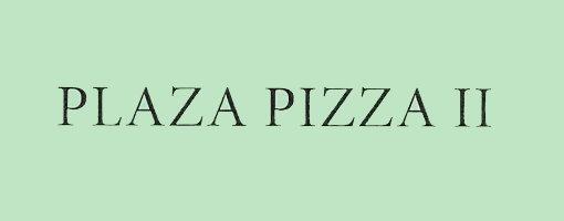 Plaza Pizza II Swansea Ma – 544 Milford Road Milford Plaza 508-673-2626