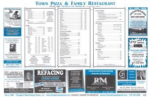 Town Pizza & Family Restaurant Riverside RI – 949 Willett Ave – 401-433-0300