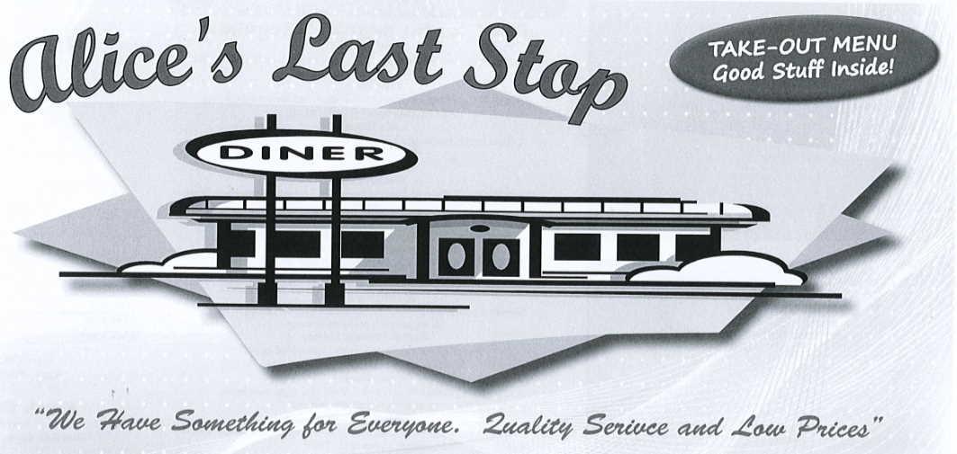 Alice's Last Stop Diner Dighton, MA